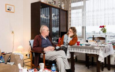 Goede buur Hedwich en Jan