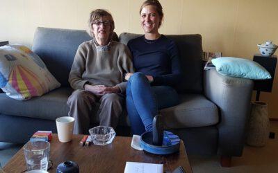 Interview goede buur Eva en mevrouw Ter Horst