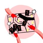 kaart amsterdam icoon