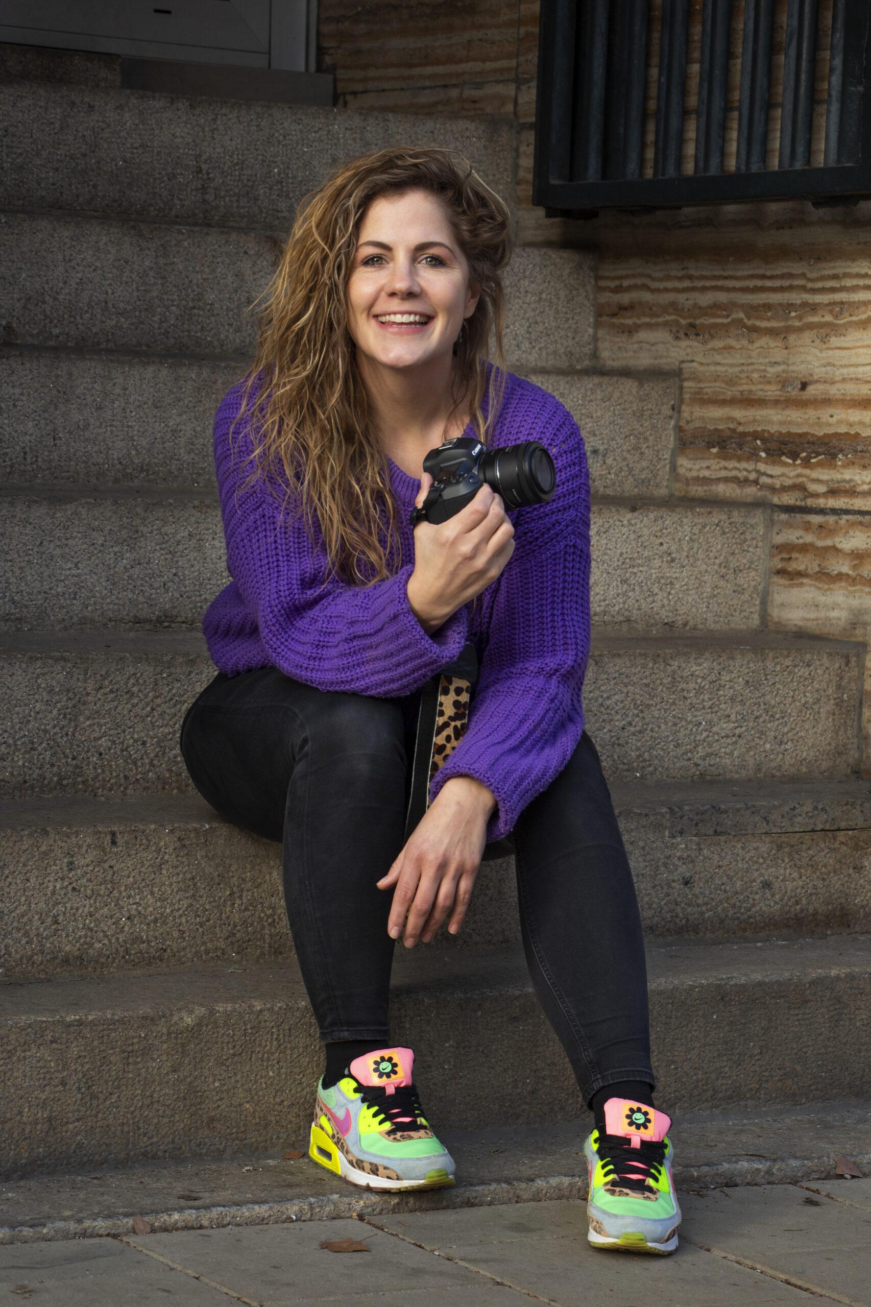 Renée                           van der Heide